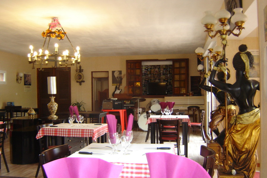 Decoration restaurant traditionnel